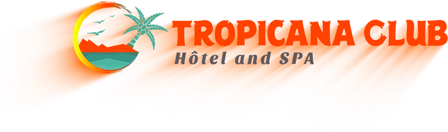 Logotype of Tropicana Club and SPA